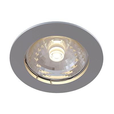 Встраиваемый светильник Maytoni Metal DL009-2-01-CH