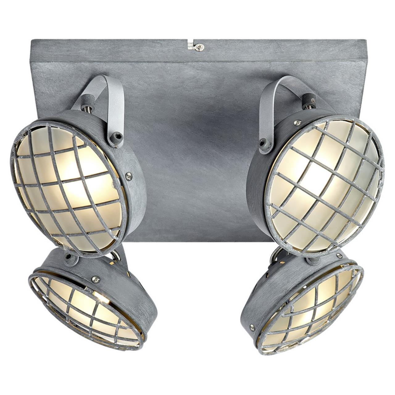 Настенно-потолочный светильник Lussole LSP-9981 S