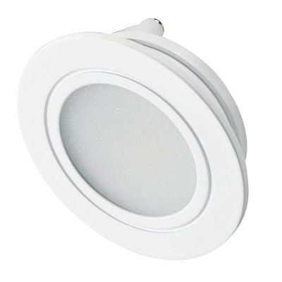 Мебельный светодиодный светильник Arlight LTM-R60WH-Frost 3W White 110deg 020760