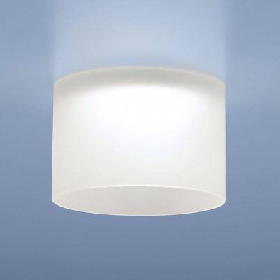 Встраиваемый светильник Elektrostandard 2052 MR16 MT матовый 4690389134111