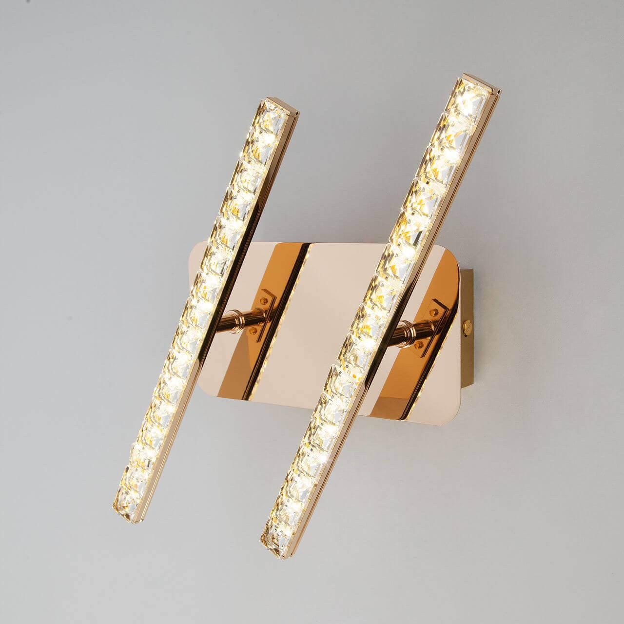 Настенный светильник Eurosvet 90041/2 золото