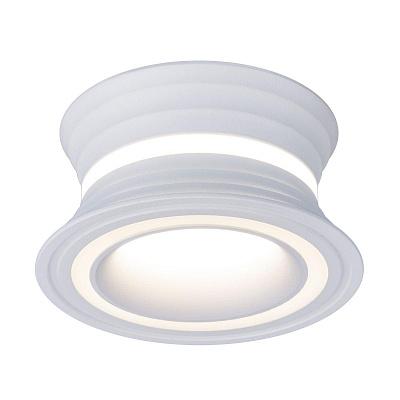 Встраиваемый светильник Elektrostandard 7013 MR16 белый 4690389148477