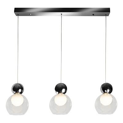 Подвесной светодиодный светильник iLedex Blossom C4476-3L CR