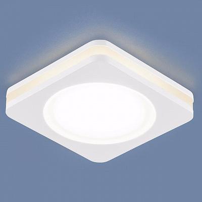 Встраиваемый светодиодный светильник Elektrostandard DSK80 5W 4200K 4690389055072