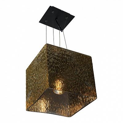 Подвесной светильник iLamp Cube A1407 GD