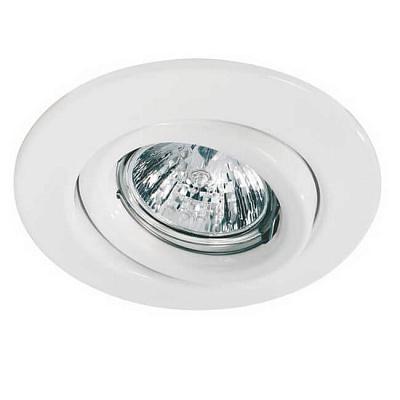 Встраиваемый круглый поворотный светильник Paulmann Quality 98971