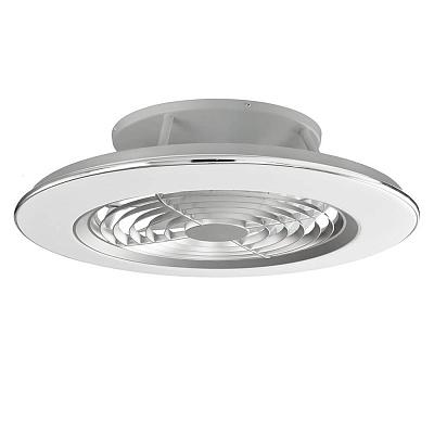 Светодиодная люстра-вентилятор Mantra Alisio 6706