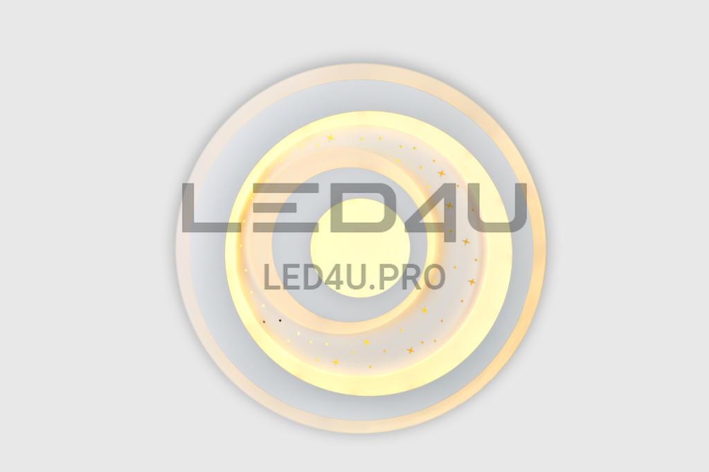 105/300 Настенно-потолочный светильник LED