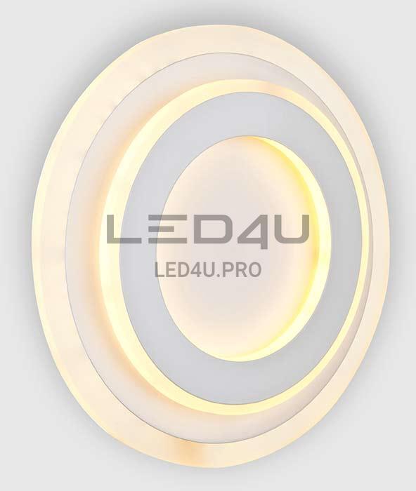 121/300 Настенно-потолочный светильник LED