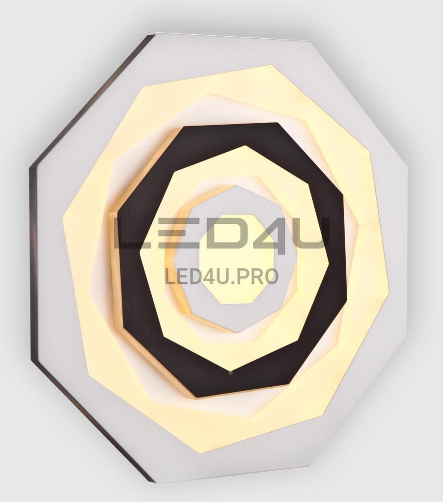 125/300 WT+BK Настенно-потолочный светильник LED