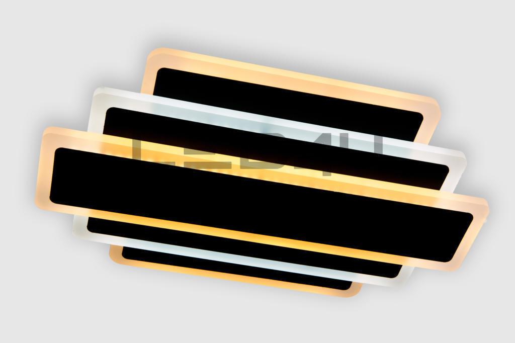 6328/30 Black  Настенно-потолочный светильник LED