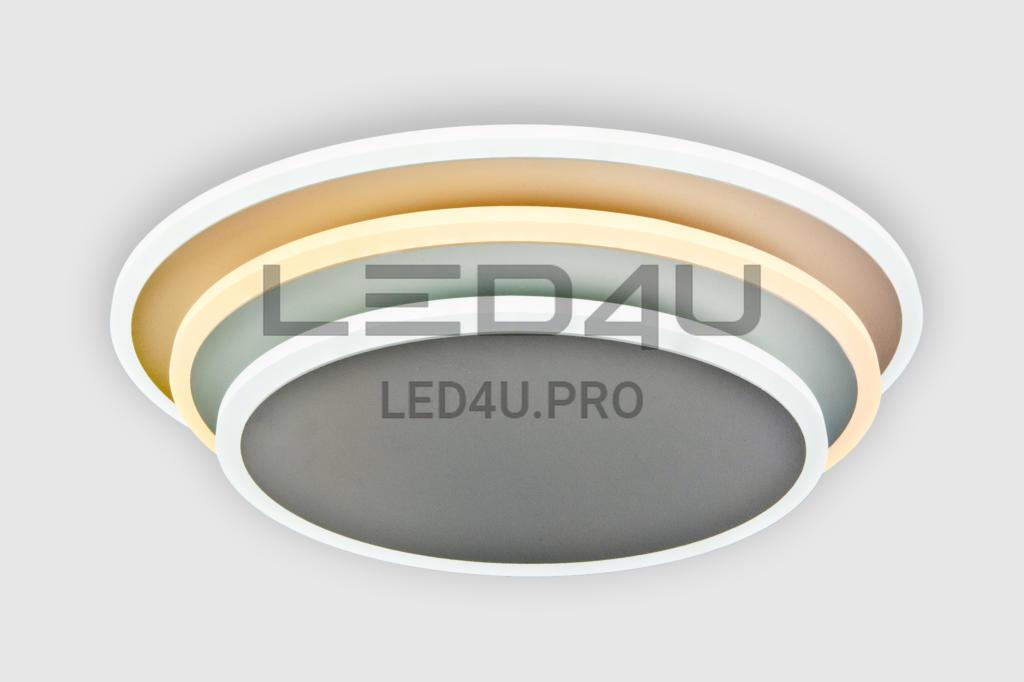 6397/30 White Настенно-потолочный светильник LED