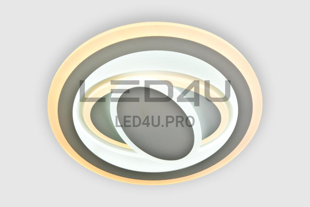 6498/20 White Настенно-потолочный светильник LED