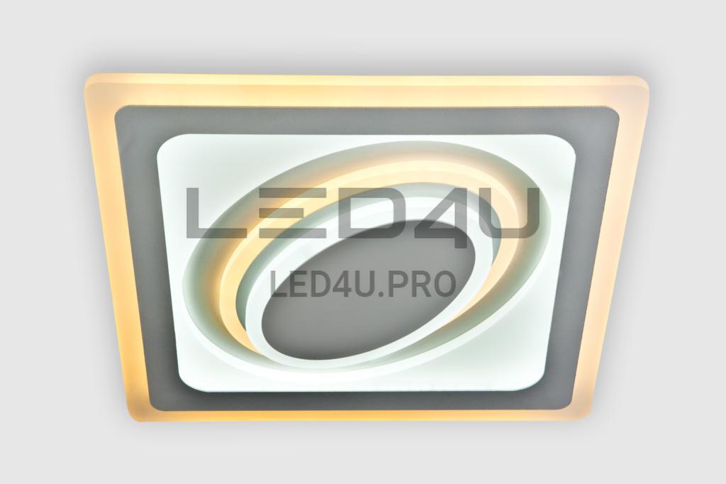 6501/24 White Настенно-потолочный светильник LED