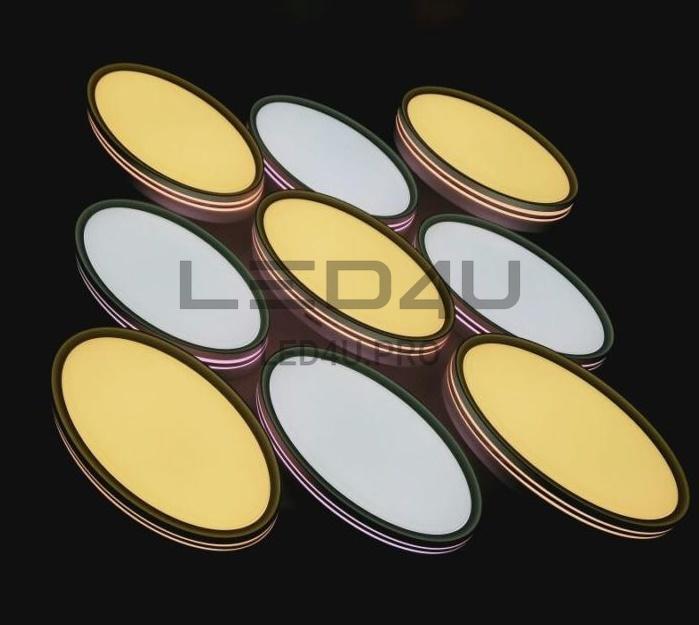 10022/9 Потолочный светильник LED