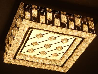 057/500*500  Потолочный светильник LED