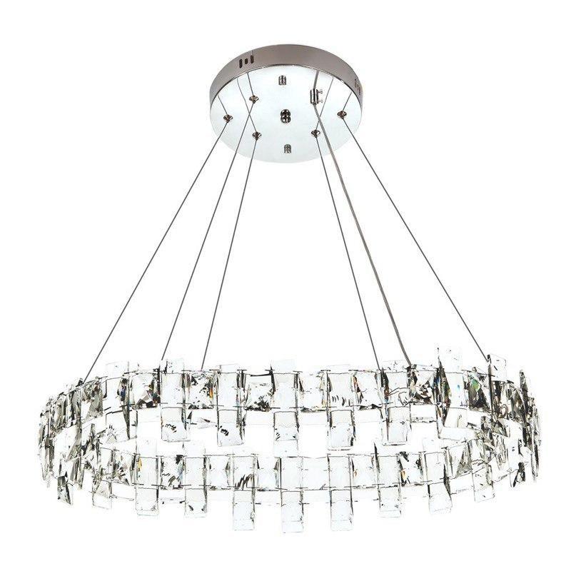 8006/6333  CH Овал Подвесной светильник LED