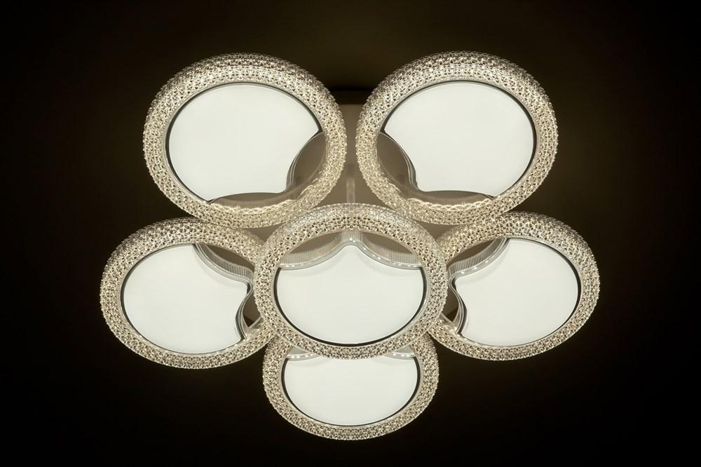 10017/5+1 Потолочный светильник LED