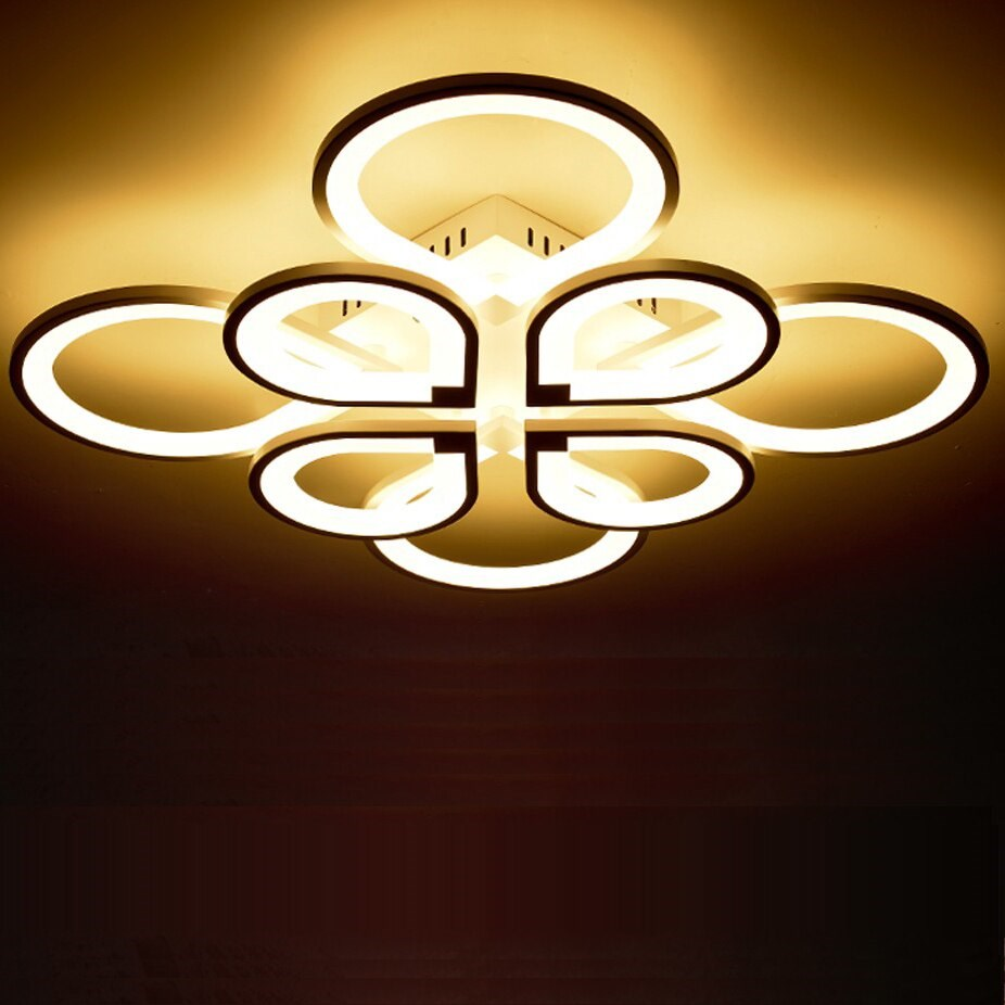 1086/4+4 Потолочный светильник LED