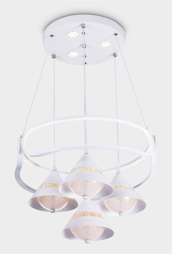 1224-4 White Подвесной светильник LED
