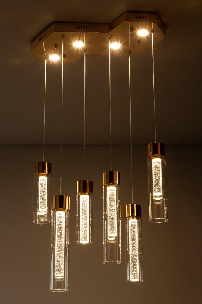 88937-6+4 GD Подвесной Светильник LED