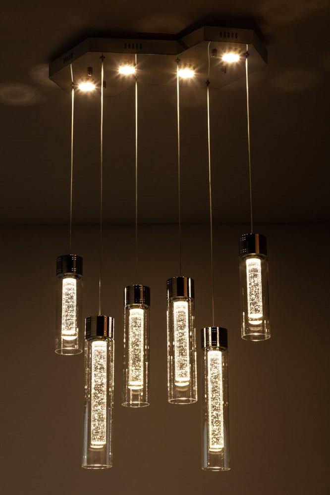 88938-6+4 CR Подвесной Светильник LED
