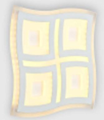 115/300 Настенно-потолочный светильник LED