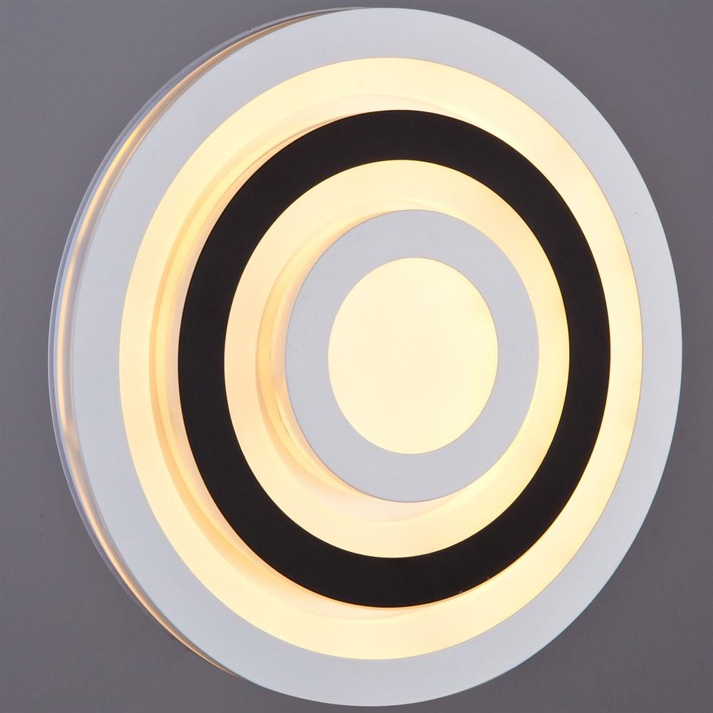124/240 WT+BK Настенно-потолочный светильник LED