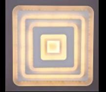 128/240 Настенно-потолочный светильник LED