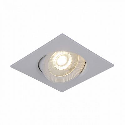 Встраиваемый светодиодный светильник Elektrostandard 9915 LED 6W WH белый 4690389138669