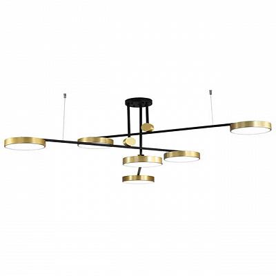 Потолочная светодиодная люстра Kink Light Рапис 07647-6,20(4000k)