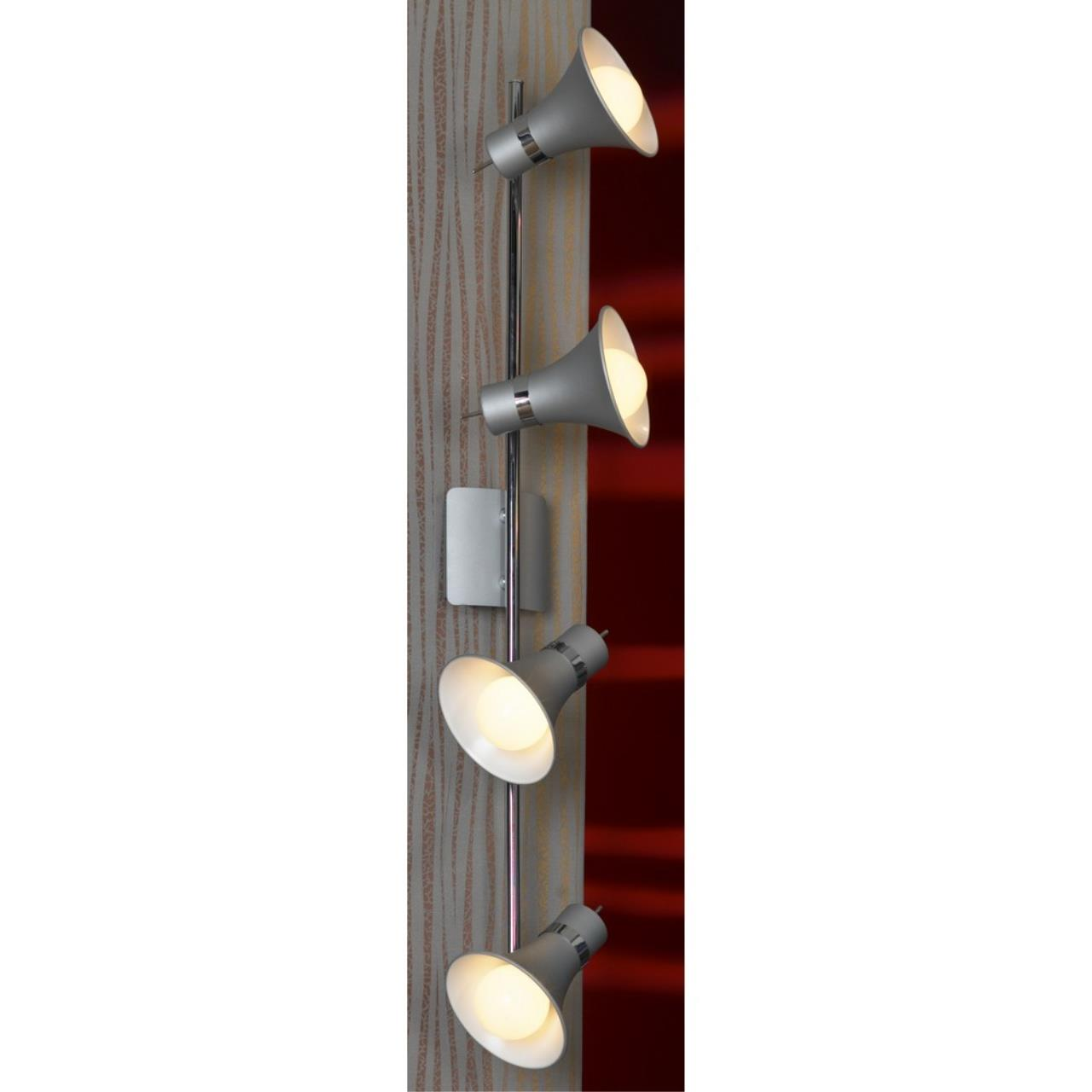 Настенно-потолочный светильник Lussole LSL-7209-04 S