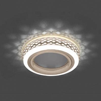 Встраиваемый светильник Gauss Backlight BL083