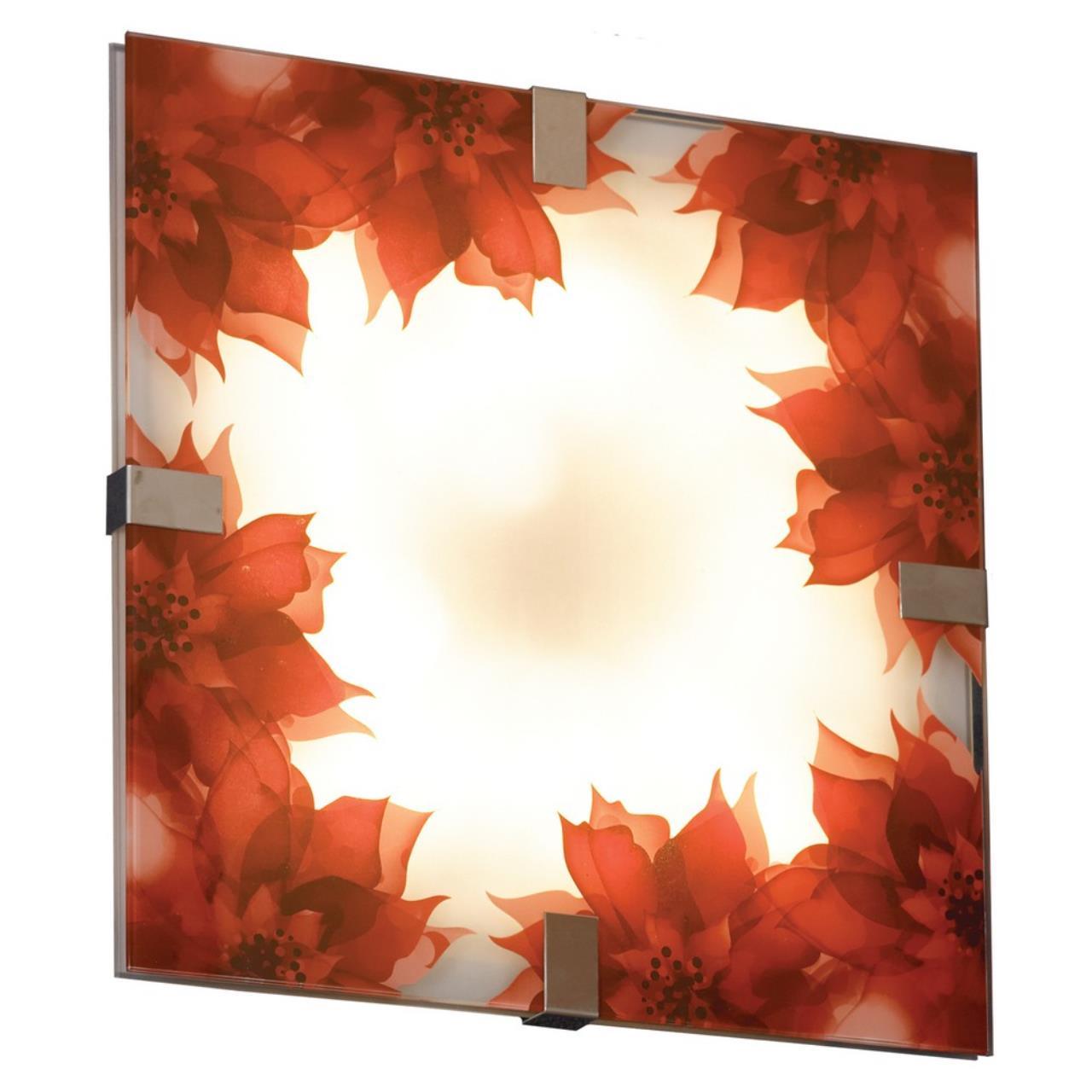 Настенно-потолочный светильник Lussole LSN-5262-01 S