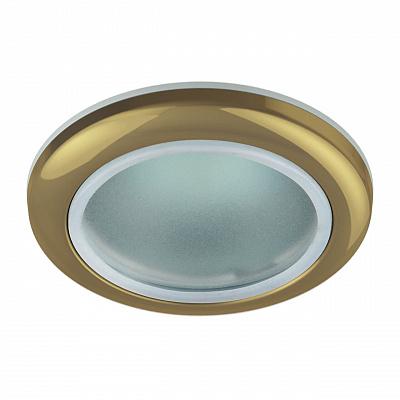 Встраиваемый светильник ЭРА Влагозащитный WR1 GD C0043846