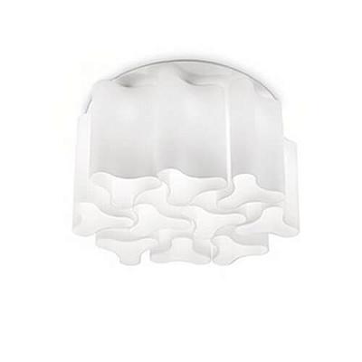 Потолочная люстра Ideal Lux Compo PL15 Bianco
