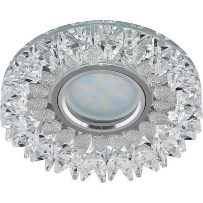 Встраиваемый светильник Fametto Peonia DLS-P101-2001