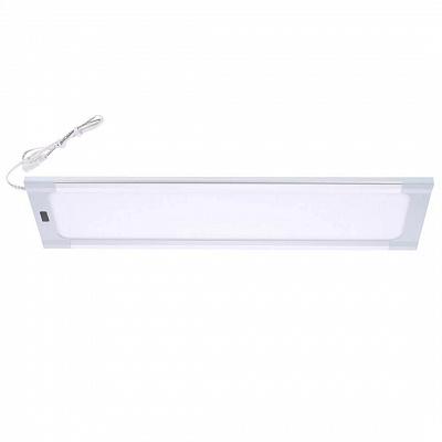 Мебельный светодиодный светильник (UL-00003038) Uniel ULI-F42-7,5W/RGB/RC/DIM Sensor IP20 Silver