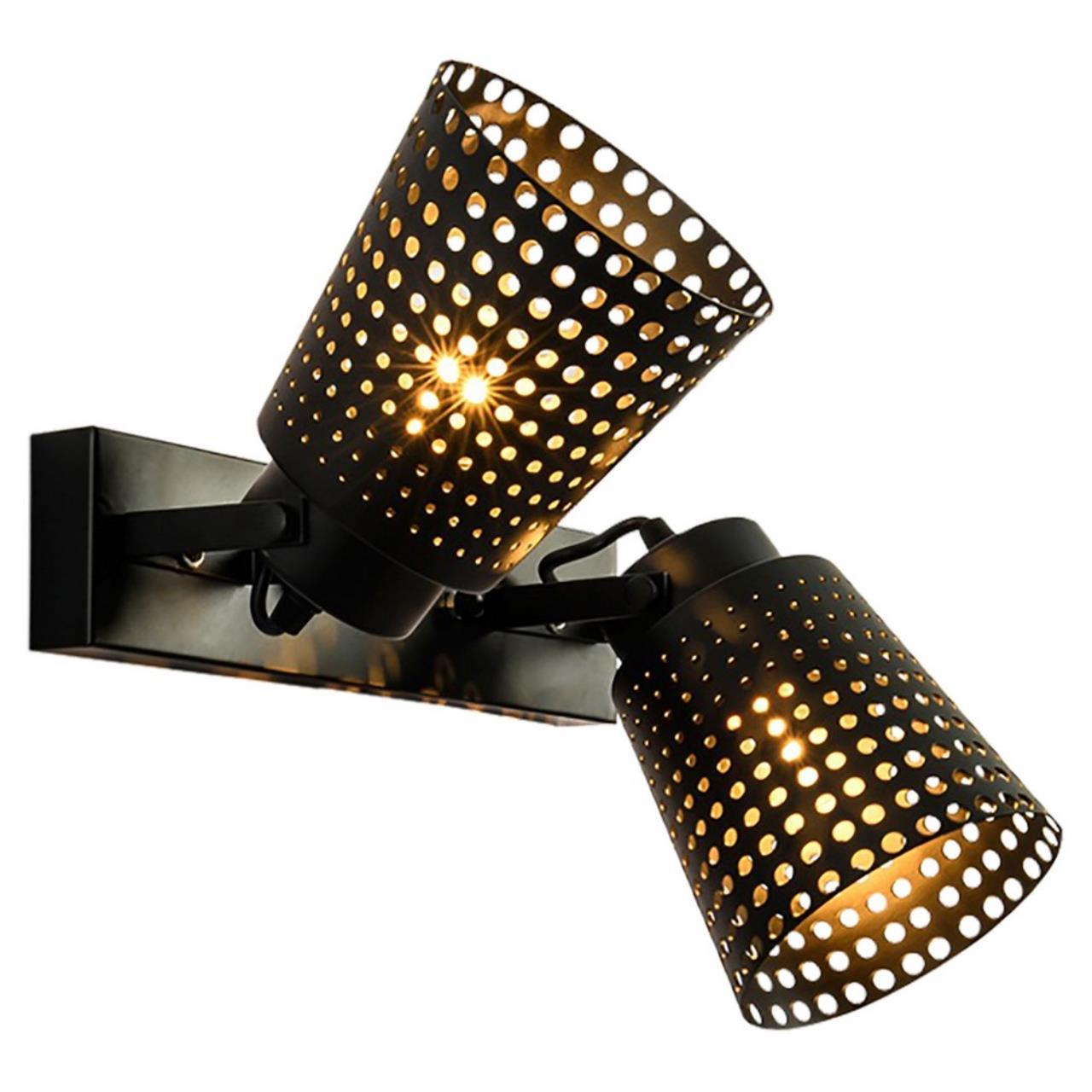 Настенно-потолочный светильник Lussole LSP-9835 S