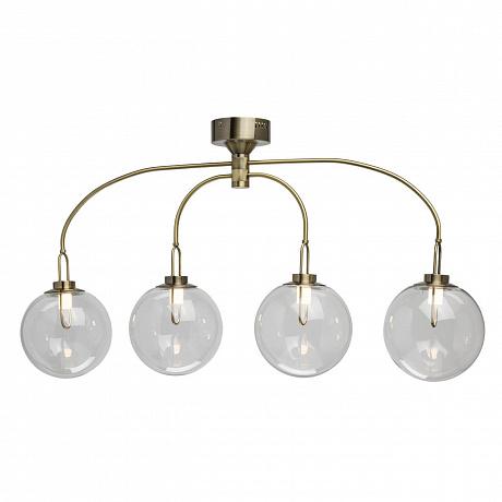 Подвесная светодиодная люстра De Markt Крайс 5 657011704