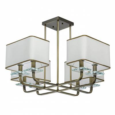 Потолочная люстра MW-Light Наполи 1 686010108