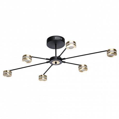 Потолочная светодиодная люстра De Markt Гэлэкси 632015206
