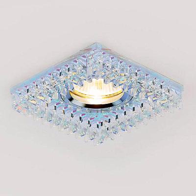 Встраиваемый светильник Ambrella light Crystal K120 PR