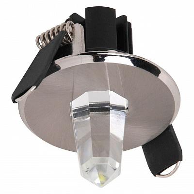 Встраиваемый светодиодный светильник Horoz Natalia красный 016-001-0001 (HL815L)