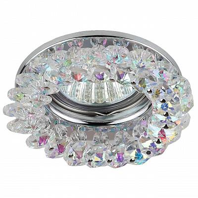 Встраиваемый светильник ЭРА Декор DK16 CH/PR Б0005210