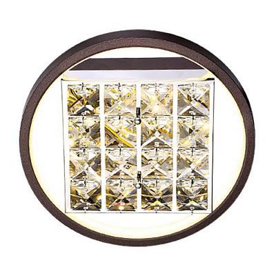 Настенно-потолочный светодиодный светильник Ambrella light Ice FA105