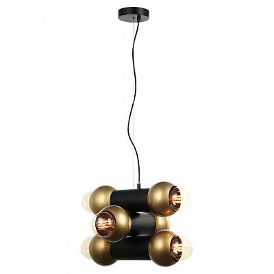 Подвесная люстра Lussole Loft LSP-8146