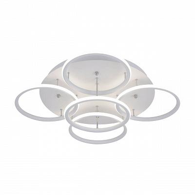 Потолочная светодиодная люстра Arte Lamp A2500PL-5WH