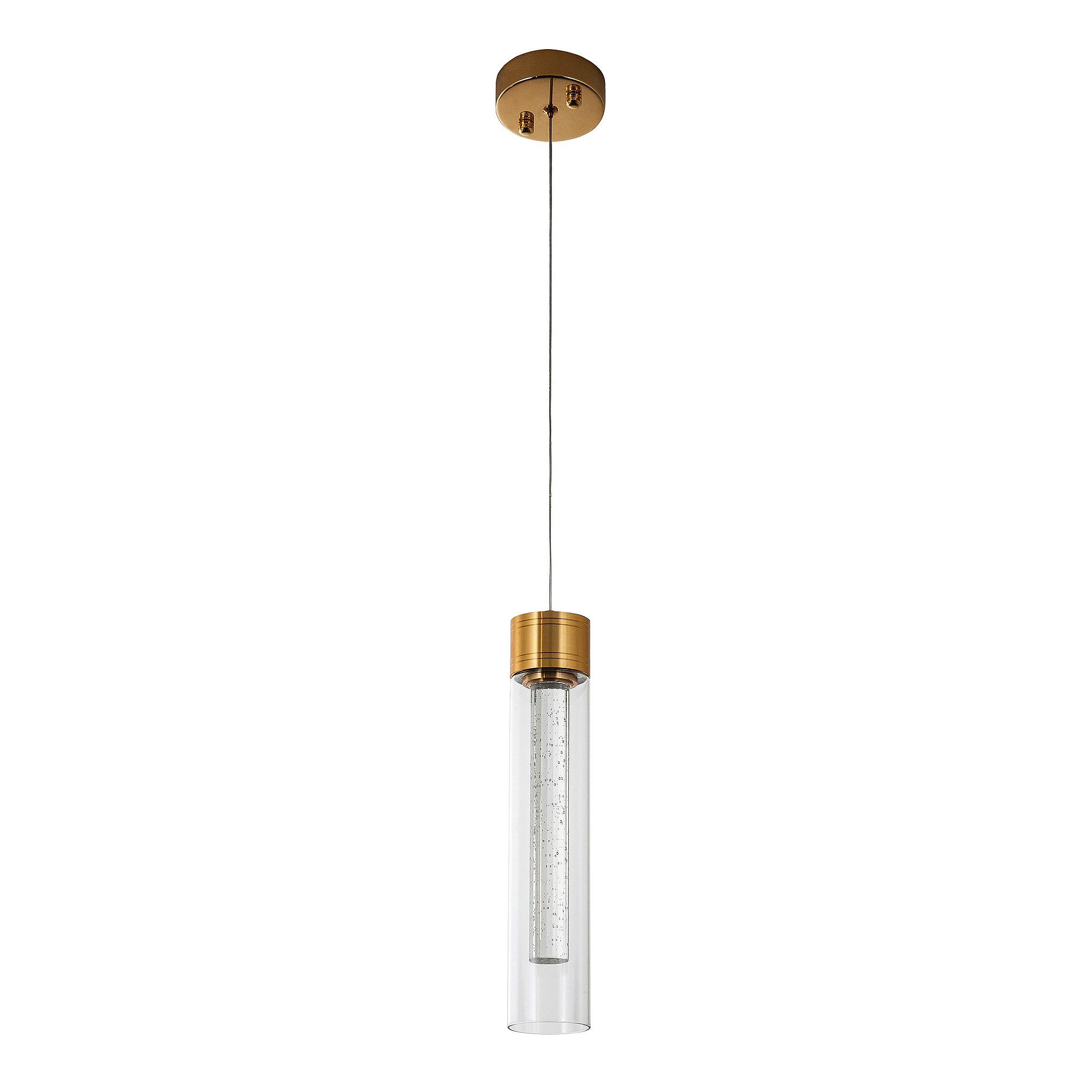 Подвесной светильник MODELUX ML.88937.1 GD