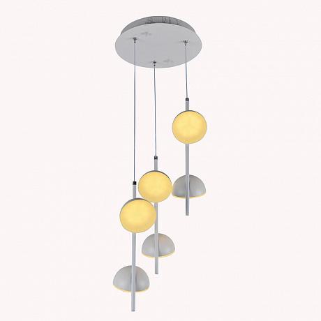 Подвесной светодиодный светильник Seven Fires Эйтор 74559.01.09.06